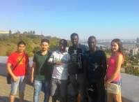 SSTU international students visited Saratov Victory Park