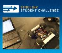 The student of SSTU won the 2nd place at Simulink Student Challenge 2015