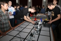 Regional stage of Russian Engineering Staff Competitions was held at SSTU