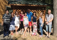 Summer School of English for teachers at the Polytechnik recreation camp