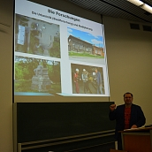 The department of Geoecology and Engineering Geology has presented «Gagarin Floating University» in Germany