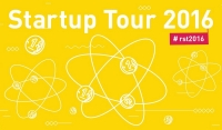 Students and young researchers are invited to take part in Startup Tour