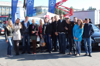 Students from School of Civil Engineering and Architecture Visited Bitumen Factories