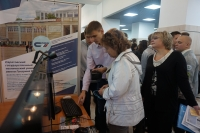 SSTU scientists presented their inventions at the innovative projects exhibition